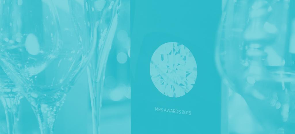 weseethrough reflects on a year since winning MRS award.